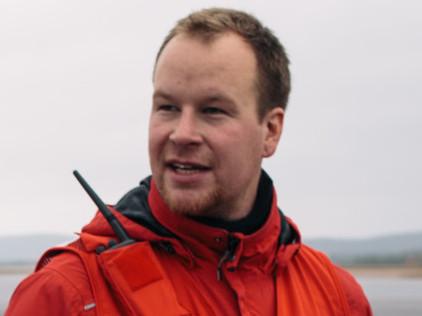 Evakuointisairaalaharjoitus Ivalon lentokentällä 25.9.2014